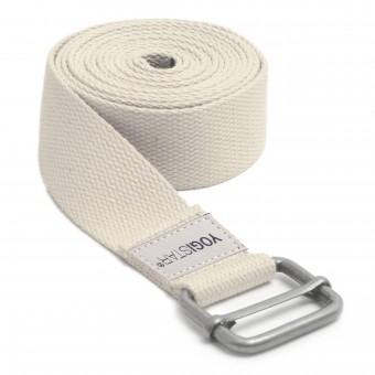 Yogagurt yogibelt® medium - M 260cm white MB