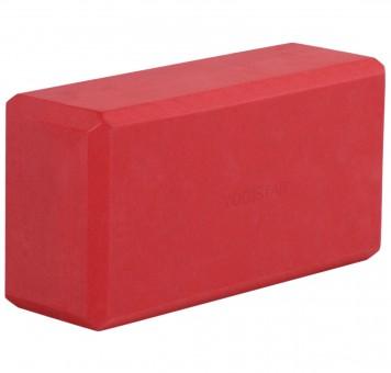 Yoga block - yogiblock 'Basic' red
