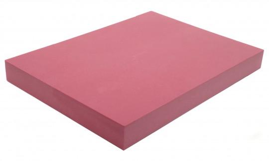 Yogablock yogiblock® Schulterstand bordeaux