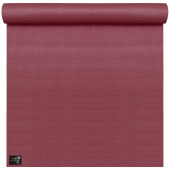 Yoga mat 'Basic XXL' bordeaux