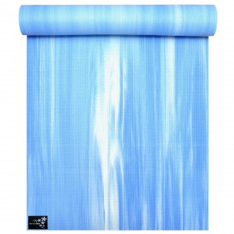 Yoga mat 'Elements' Jala blue