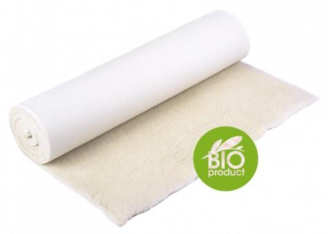 Yogamatte yogimat® natur (Bio-Schurwolle) - Sondergröße 100x180 cm