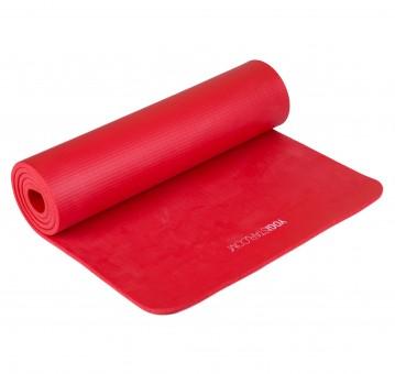 Pilatesmatte yogimat® pilates - basic red