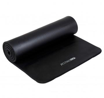 Pilates mat 'Basic' black, 15mm