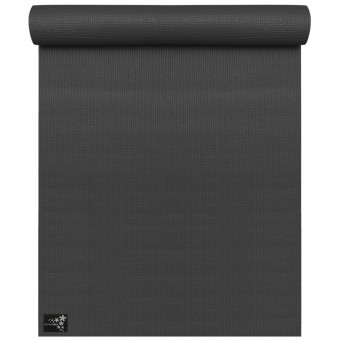 Yoga mat 'Plus' zen black