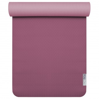 Yoga mat 'Pro' bordeaux