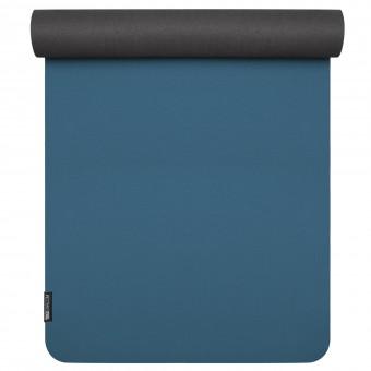 Yogamatte yogimat® pure eco blue/anthracite