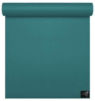 2. Wahl Sonderposten Yogamatte yogimat® sun - 4mm - petrol green