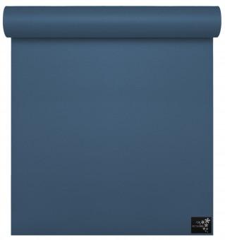 Yoga mat 'sun' - 4mm petrol navy