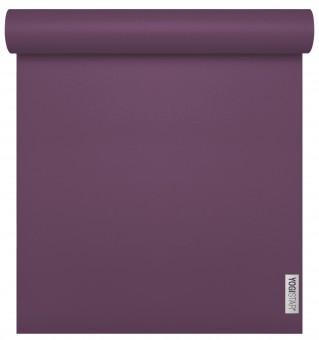 Yogamatte yogimat® sun - 4mm plum (185 x 65 x 0,4 cm)