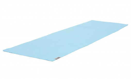 Yogatuch yogitowel® de luxe light blue