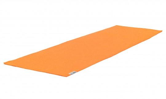Yogatuch yogitowel® de luxe orange