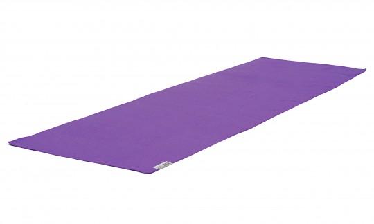 Yogatuch yogitowel® de luxe violet