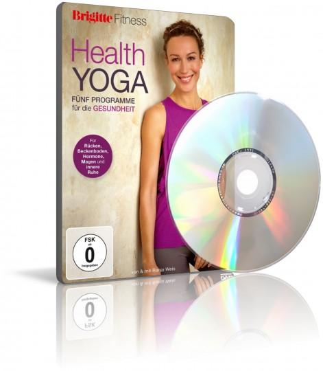 Health YOGA von und mit Ranja Weis (DVD)