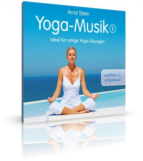 Yoga-Musik 1 von Arnd Stein (CD)