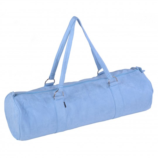 Yogatasche yogibag® style - zip - extra big - velour - 80 cm
