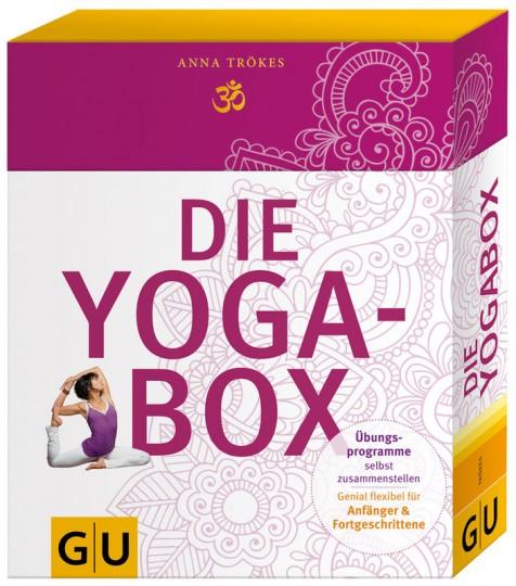 Die Yoga-Box von Anna Trökes