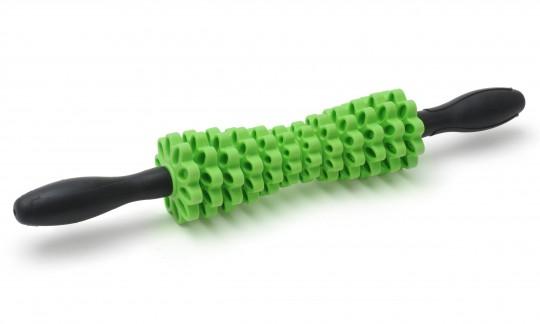 Faszienroller / Massageroller green flower