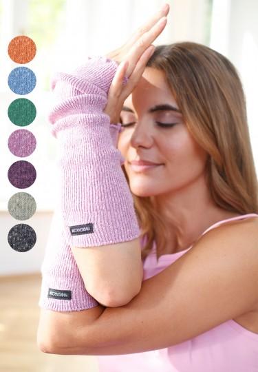 Yoga-Armwärmer