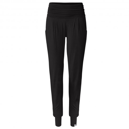 "Yoga-Harempants ""ala"" - black"