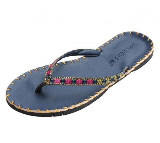 Yoga-Sandalen - navy blue