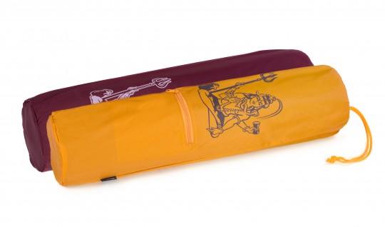 Yoga carrybag basic - nylon - art collection - 65 cm