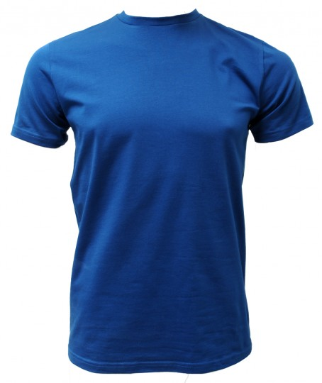"Yogi-T-Shirt ""Snake"", men - blue"