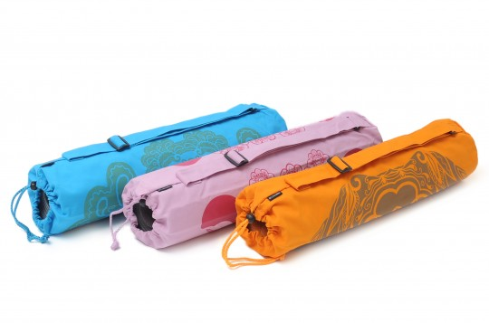Yogatasche yogibag® basic - cotton - art collection - 65 cm