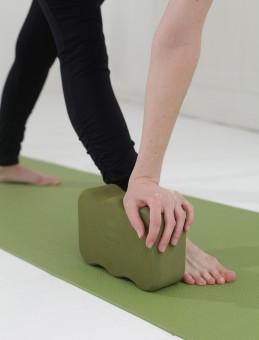 Yoga block - yogiblock 'Wave'
