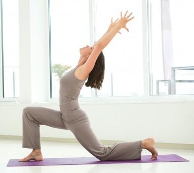 Yogamatte sun - 4mm