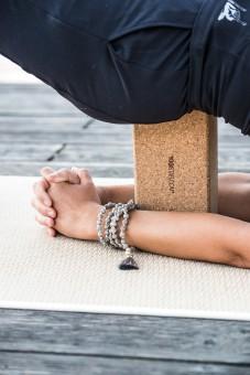 Yoga block - yogiblock - cork