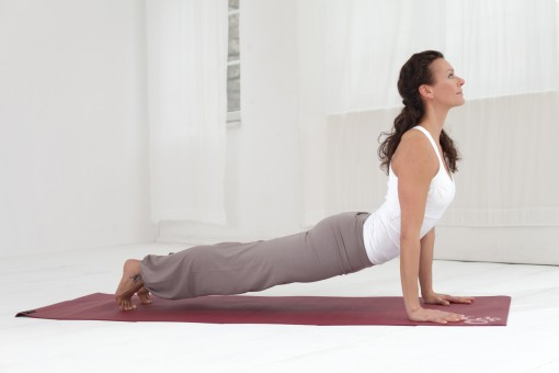 Yoga mat 'Basic OM'