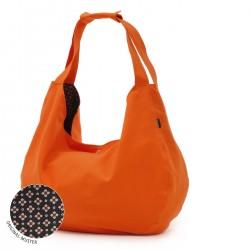 Yogatasche active - maxi big - cotton orange