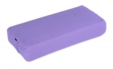 TriYoga bolster, large lilac