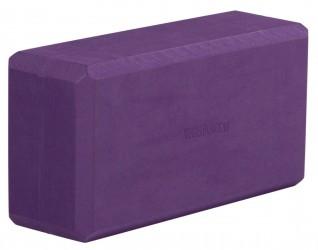 Yogablock - yogiblock basic aubergine (Formamid-frei)