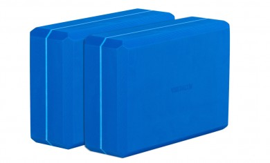 Yogablock - yogiblock big set of 2 blue