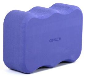 Yoga block - yogiblock 'Wave' violet