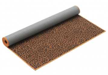 Leopard Print, 182cm x 61cm x 1,5mm
