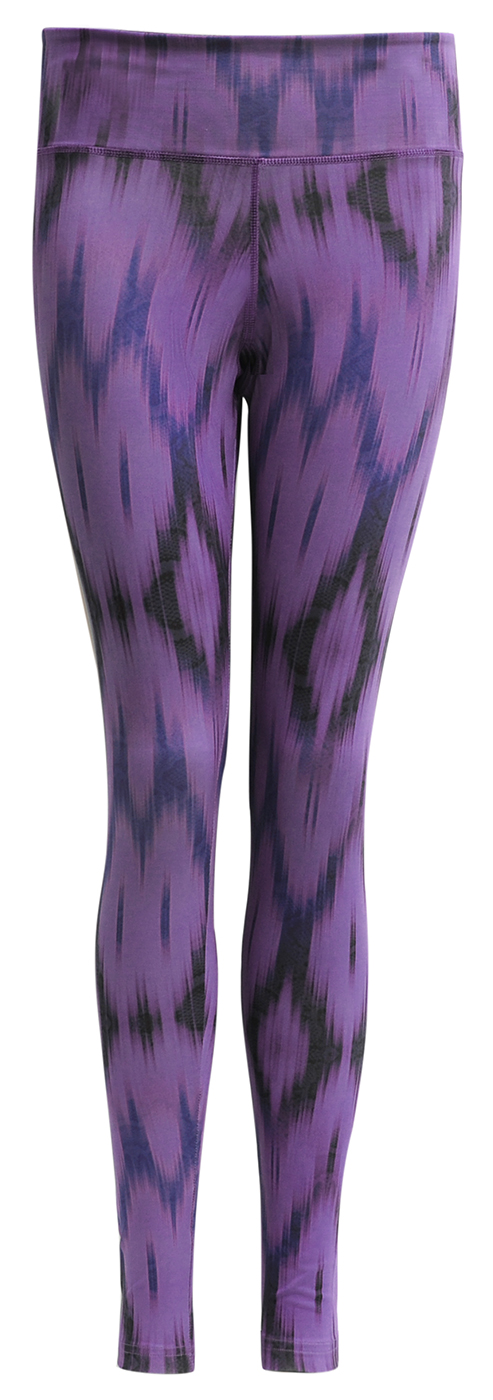 "Yogi Leggings ""Devi"" – Ikat purple"