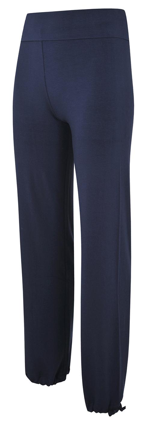 "Yogi pants ""Bamboo"", navy - Yogistar by Asquith"