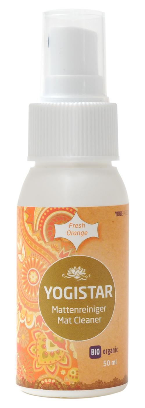 Bio Yoga mat cleaner - fresh orange - 50 ml