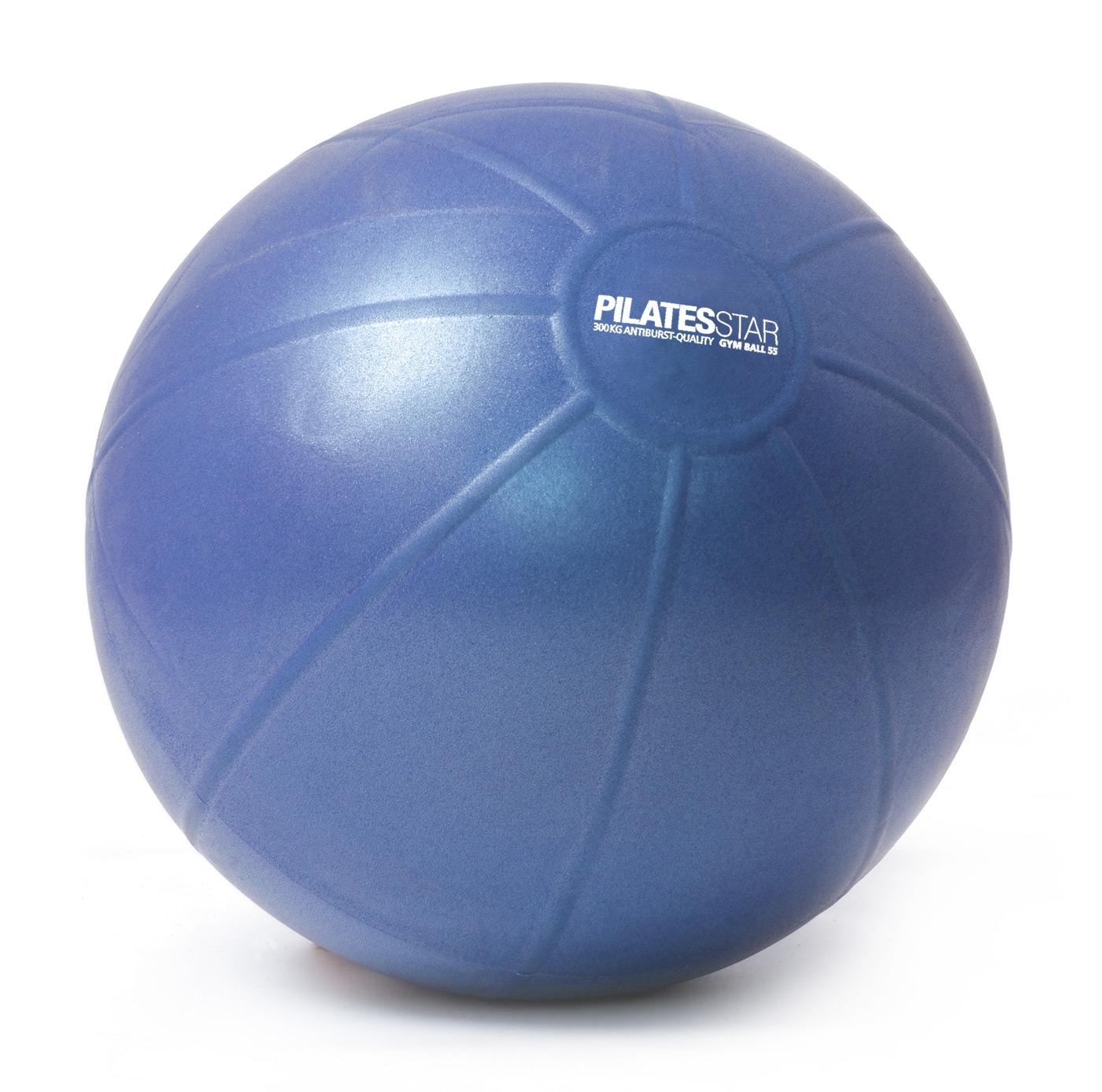 Pilates Gym Ball Blue Buy Online At Yogistar Com Yoga