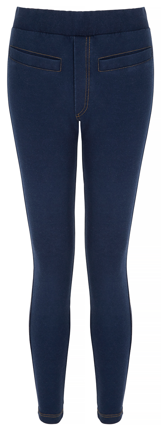 "Yoga pants ""Denim"", blue"