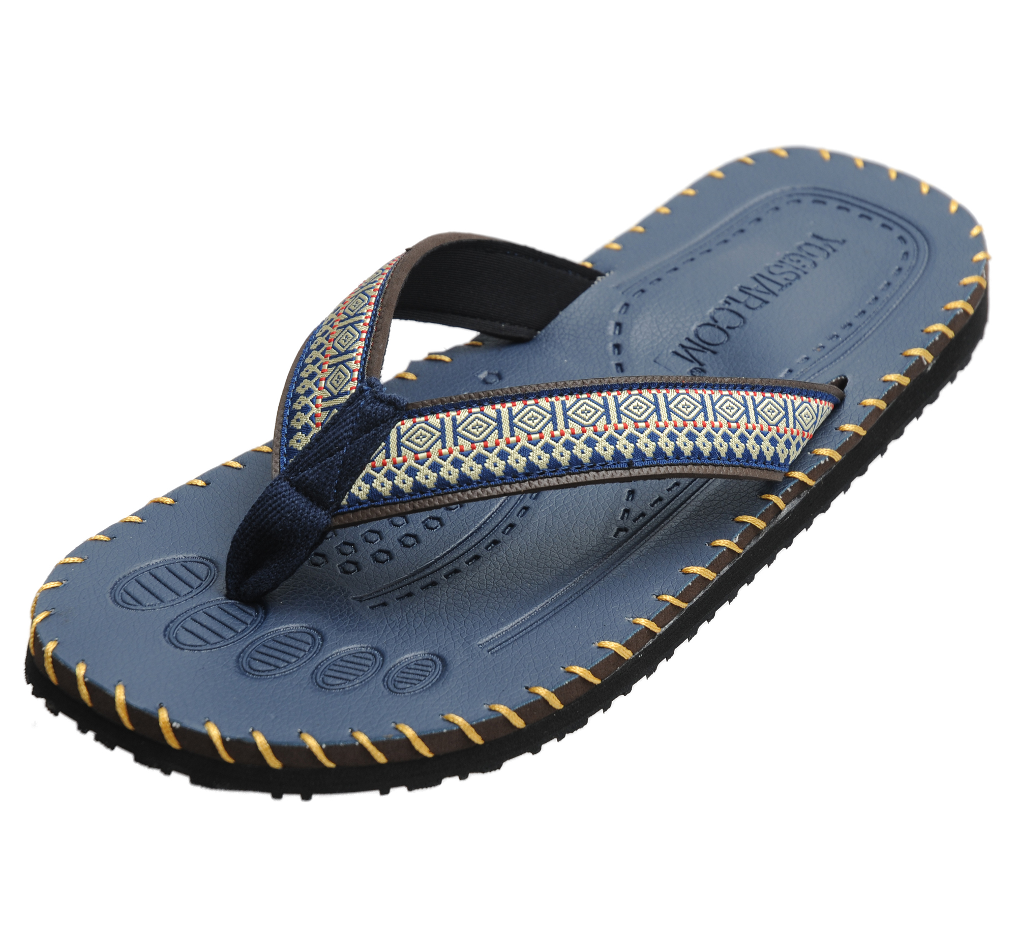Yoga-Sandalen men - navy blue