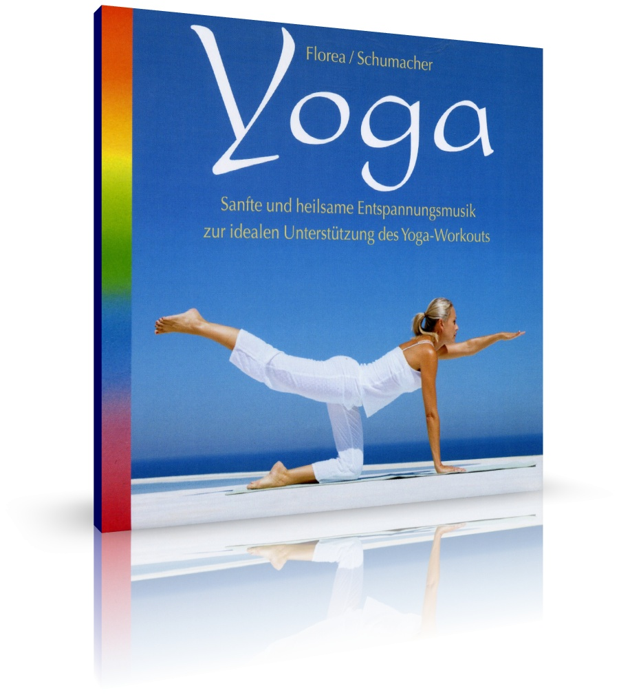 Yoga - Sanfte und heilsame Entspannungsmusik (CD)