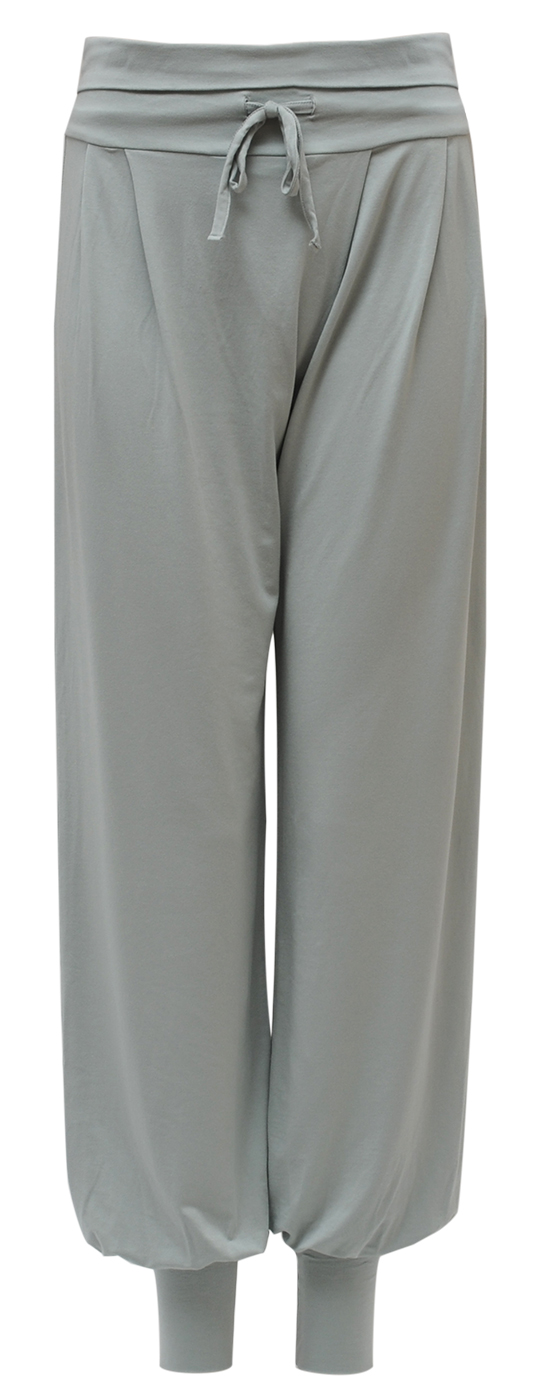 "Yogi-Long-Pants ""Padmini"" - grey-green"
