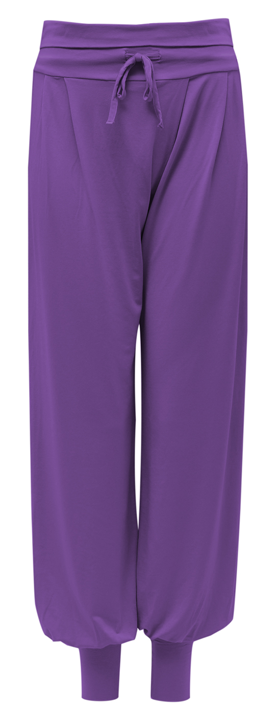 "Yogi Long Pants ""Padmini"" – purple"