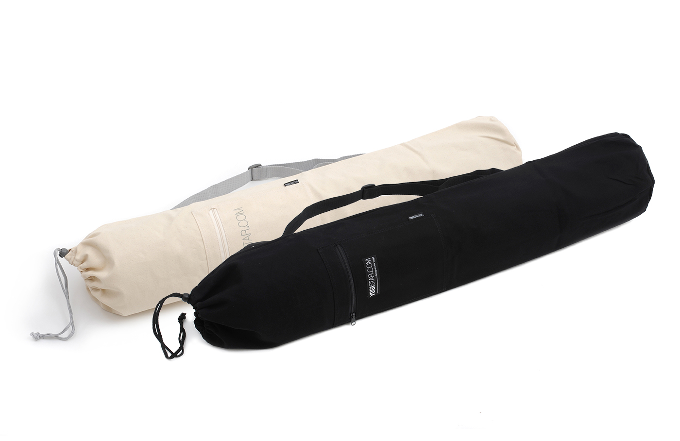 Yoga carrybag basic - XXL - cotton - 100 cm