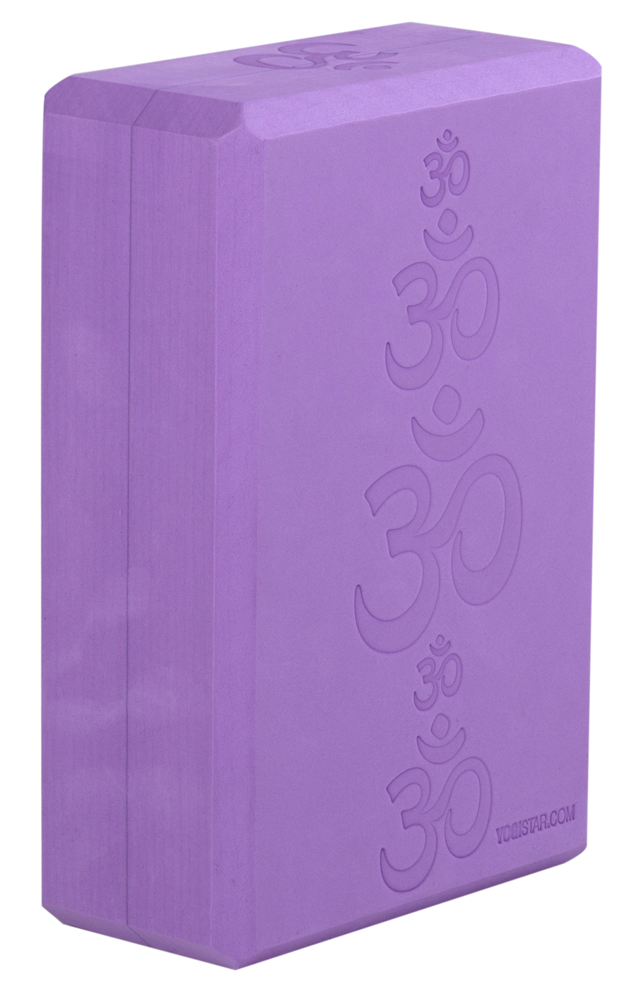 Yoga block - yogiblock 'Big OM'