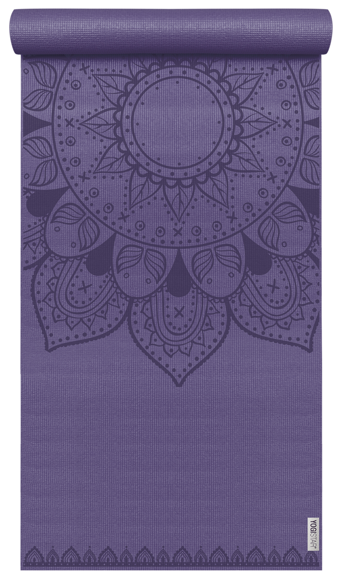 Yogamatte yogimat® basic - art collection - harmonic mandala